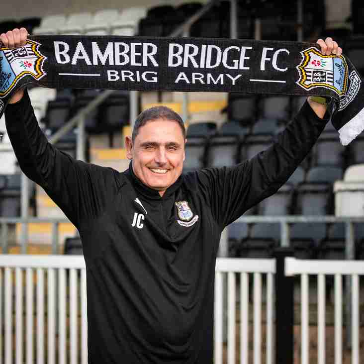 Bamber Bridge FC Announce New Management Team!