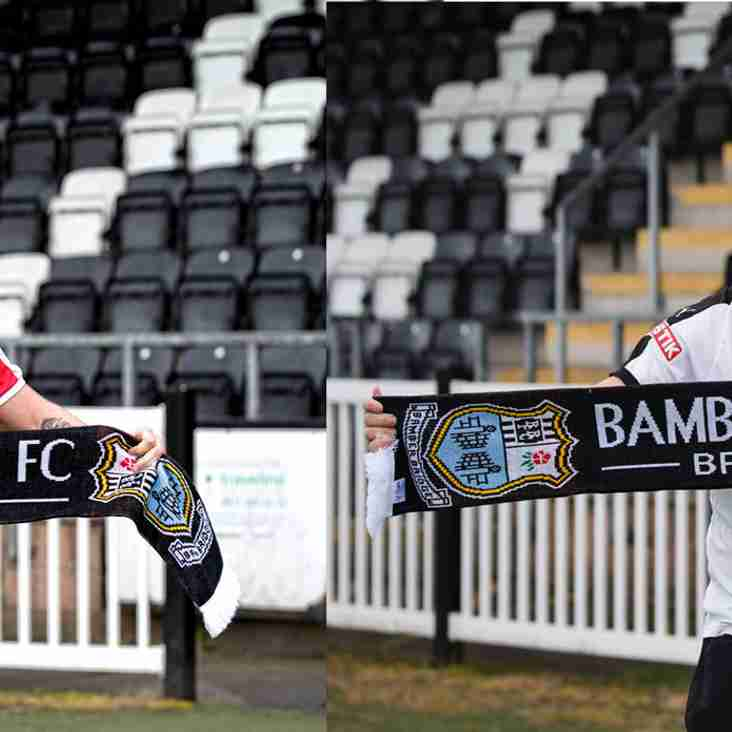 PLAYER NEWS: Collins confirms two new signings for Brig