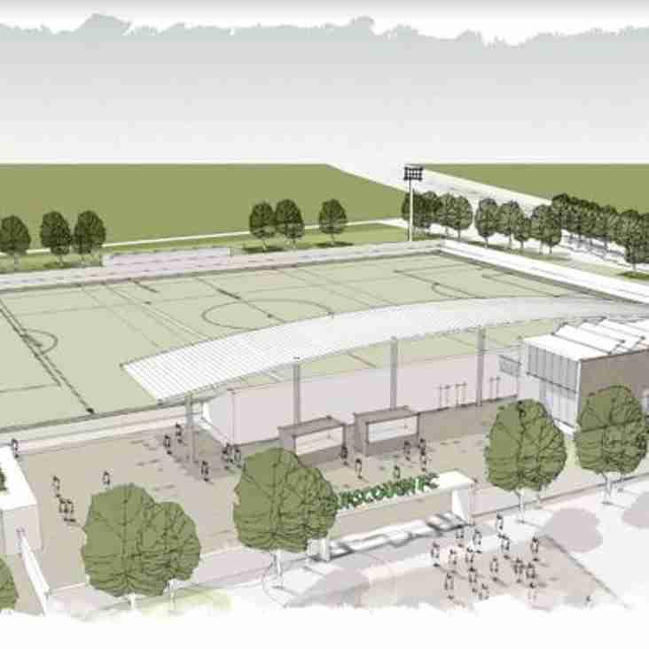 Stadium Development Update