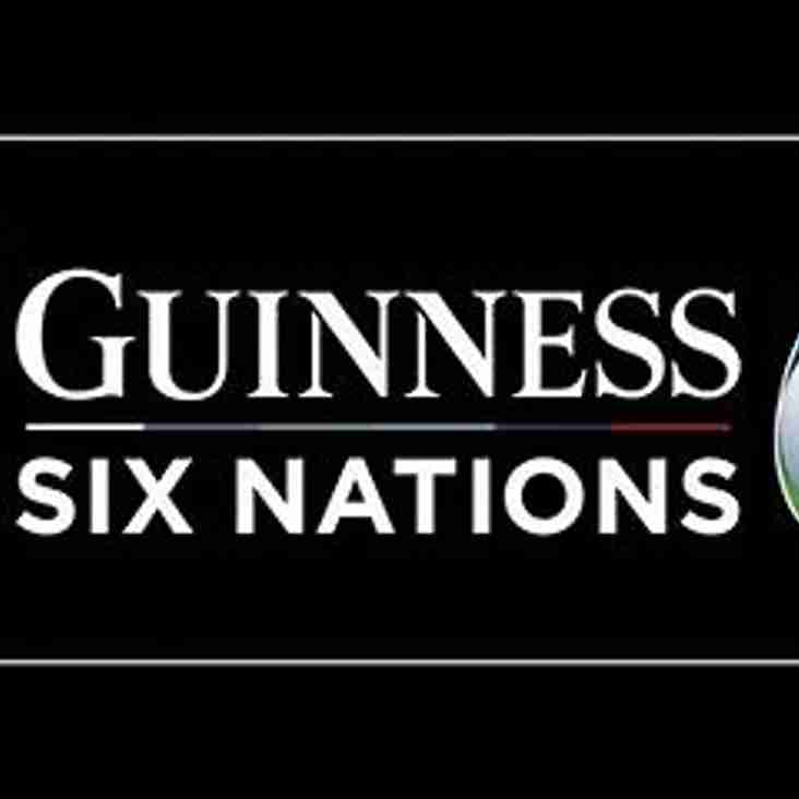 Guinness 6 Nations International Tickets