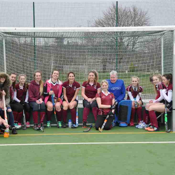 Ladies 4s Promoted!