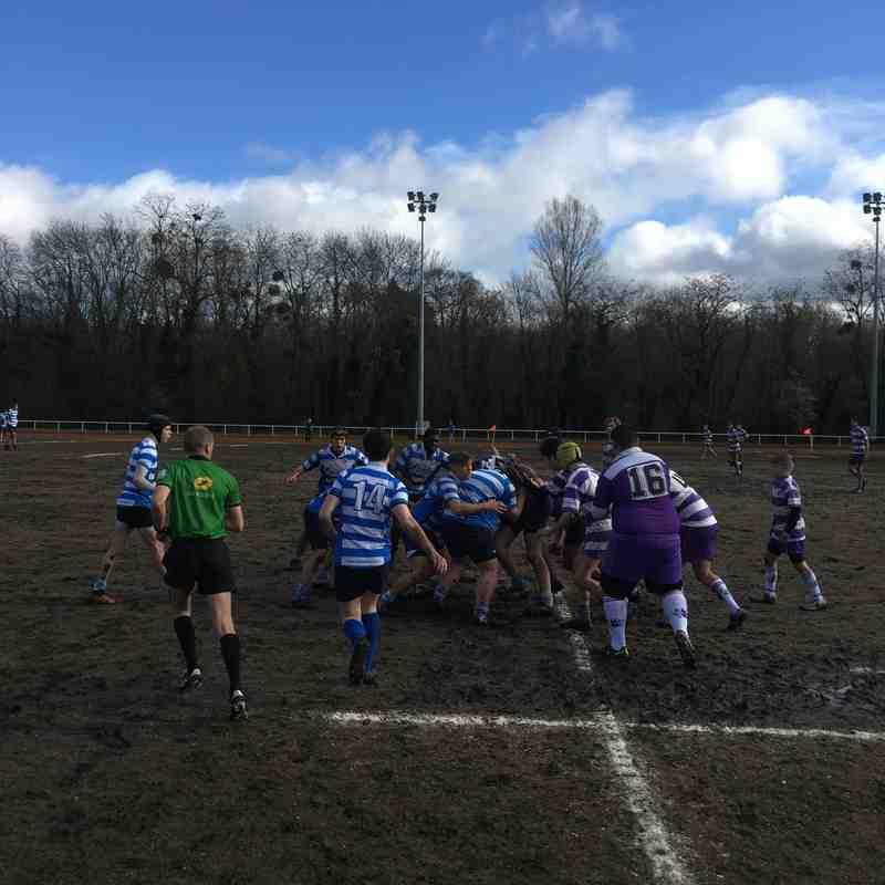 2018 03 11 PUC v Warlingham U16