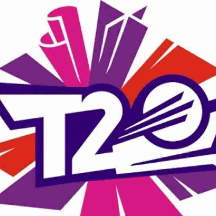 Volunteers required for T20 this Sunday 16th June