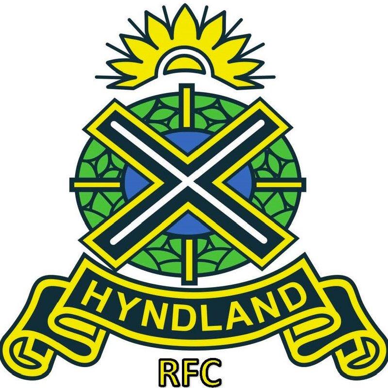 Wigtownshire vs Hyndland RFC