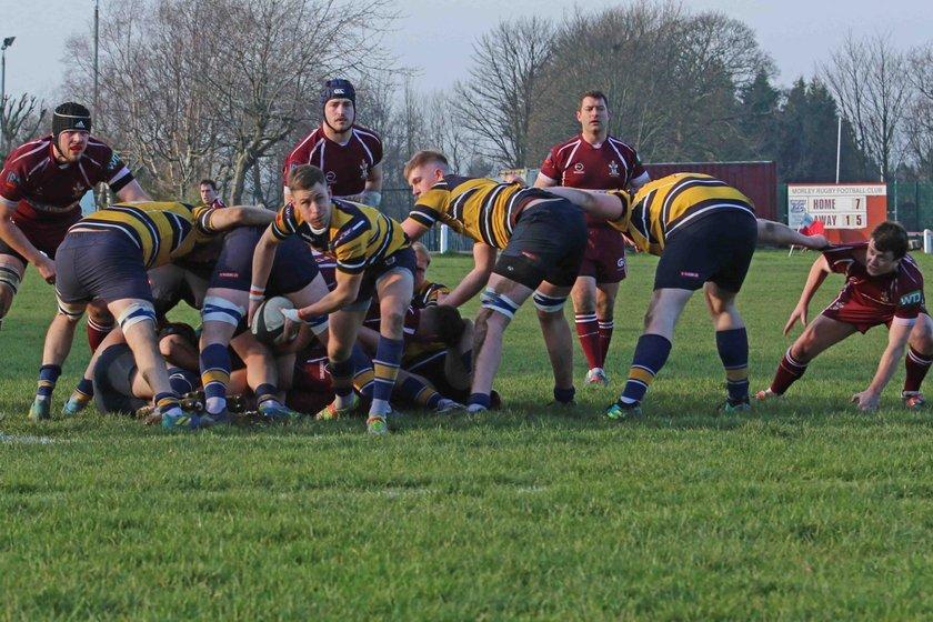 Morley 29 - 22 West Leeds