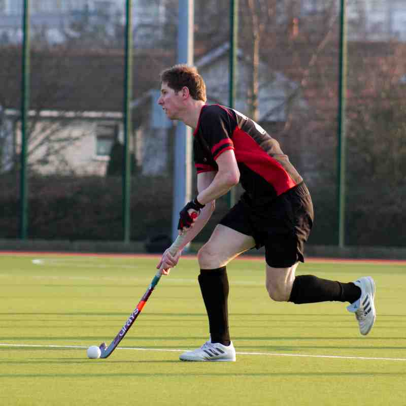 Men's Leinster Division 5: YMCA vs. Clontarf (Photos: Matthew McConnell)