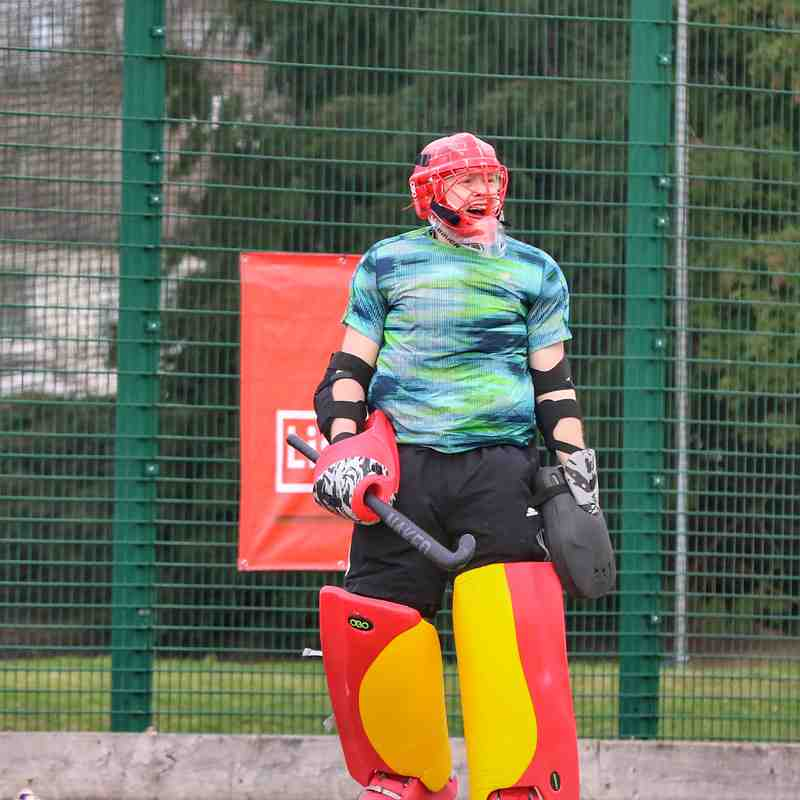 Men's EYHL: YMCA vs. Monkstown (Photos: Sinéad Hingston)