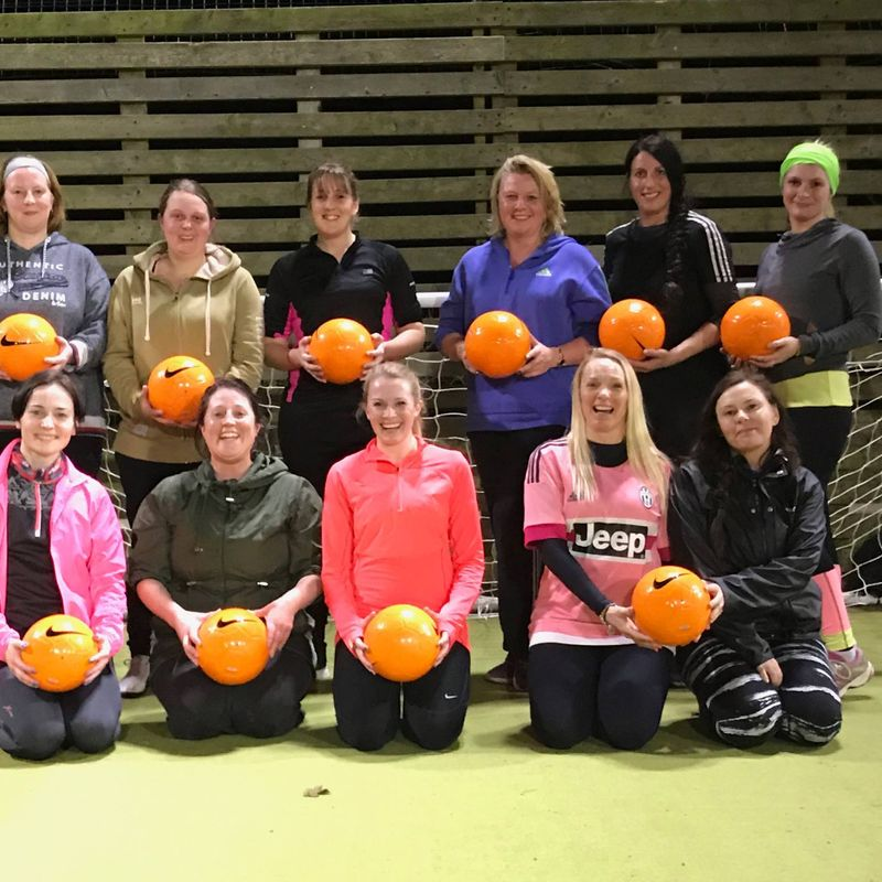 Cambourne FC Women - come and join us!
