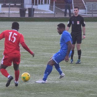 Ngandu on the spot in Millers draw