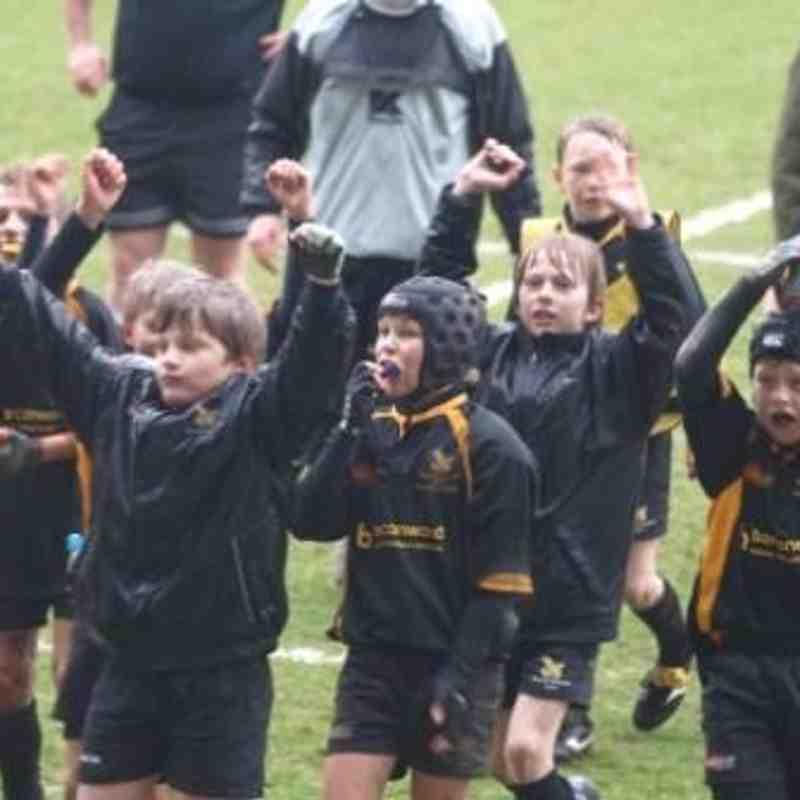 U10s Prima Cup Winners 2012 - Welford Road