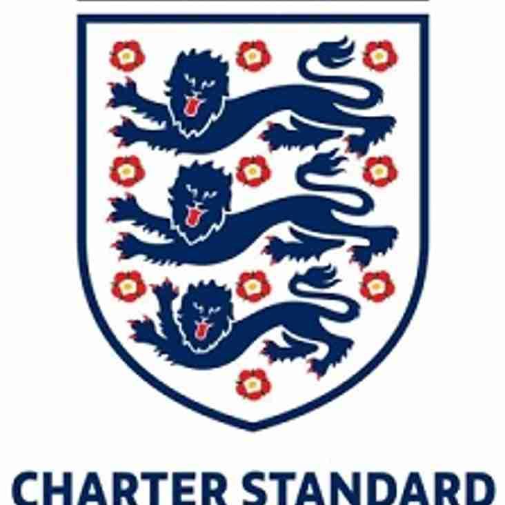 LDJFC Charter Standard Development Club 2018 - 2019
