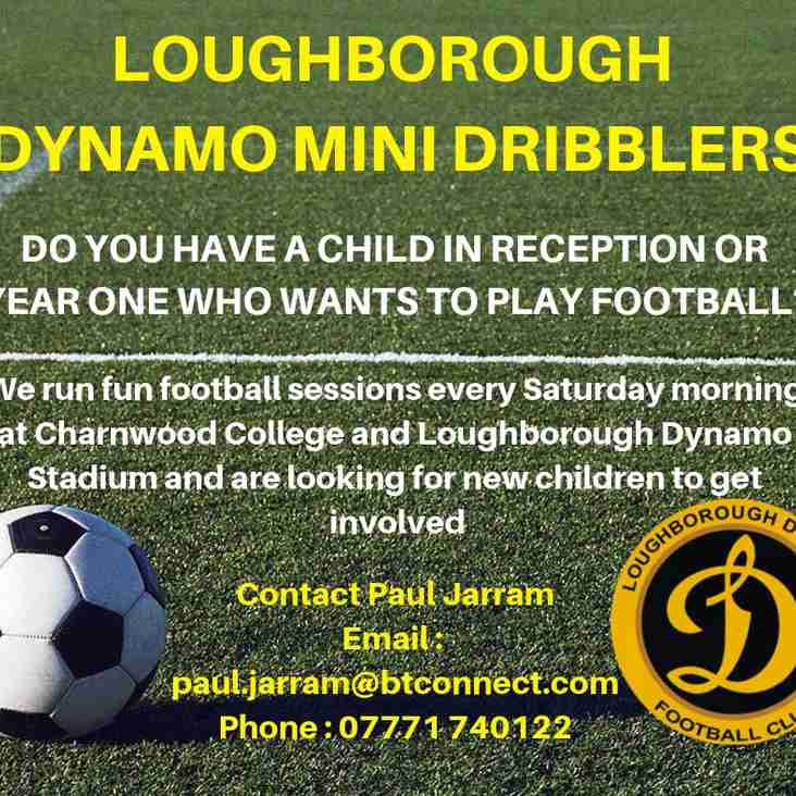 Loughborough Dynamo Mini Dribblers