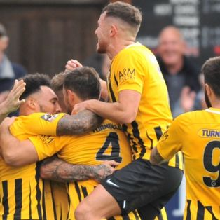 Boston United 2-0 Southport