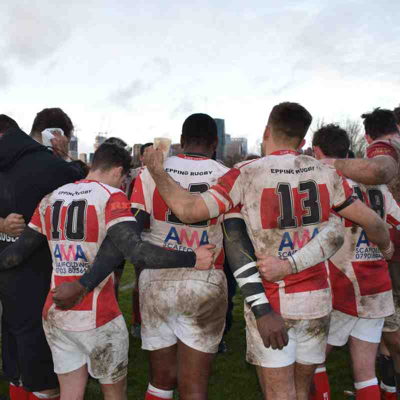 Millwall Vs EUCRFC Dec 18