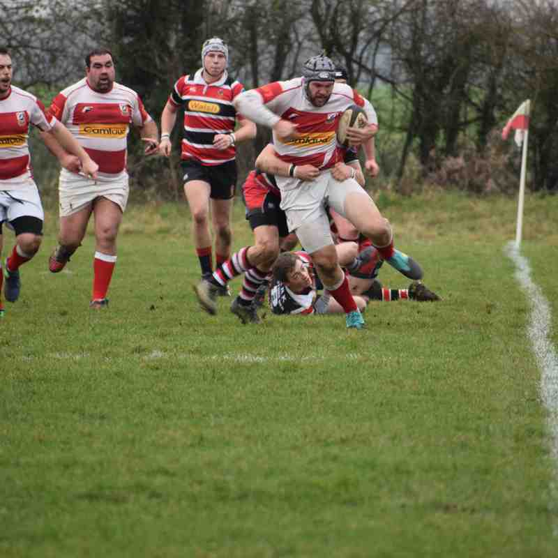 EUCRFC vs Campion Jan 19