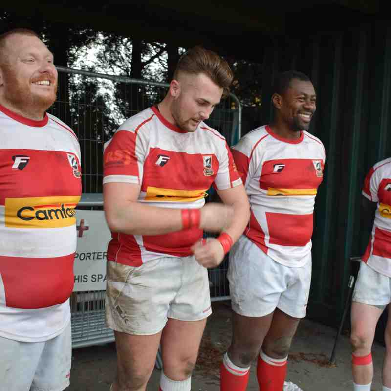 EUCRFC VS BARKING JANUARY 2019