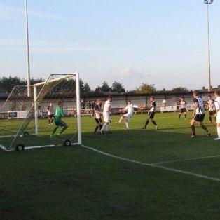 Clipstone v Handsworth Parramore match report