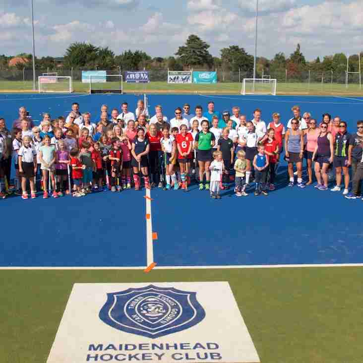 Annual Hockeyfest/Maidenhead HC Club Day 2019