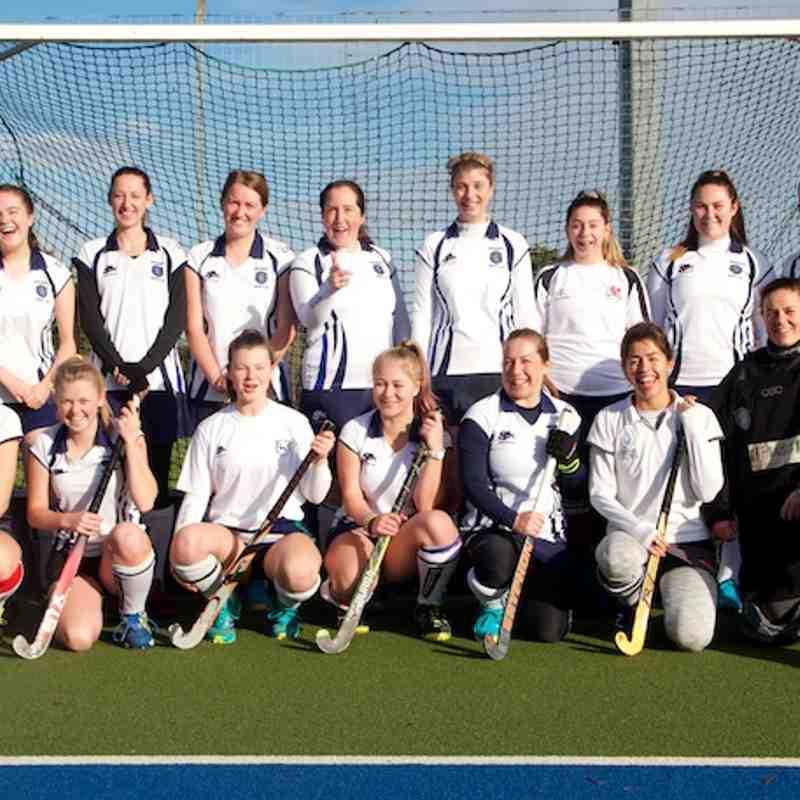 Ladies 3s V Oxford Nov18