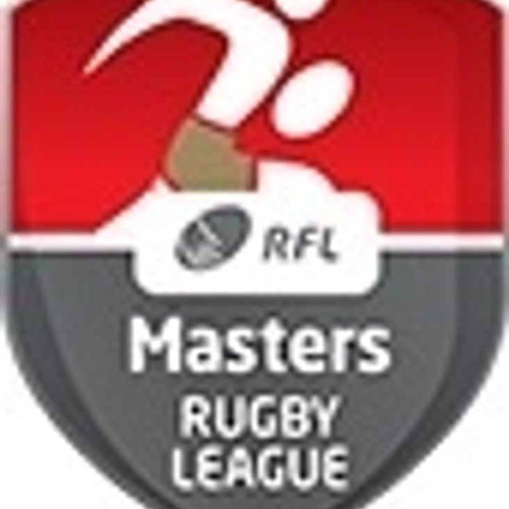 Masters  team training starts Monday 13th June<