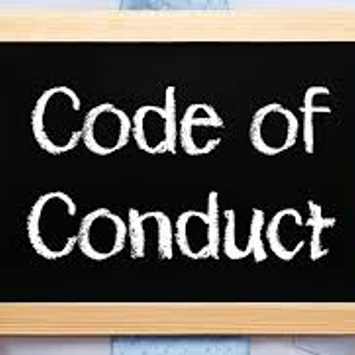 Code of Conduct<