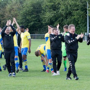 CARLTON TOWN 3-2 FRICKLEY ATHLETIC - MATCH REPORT