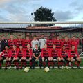 Bostik  Youth League beat Chertsey Town U18s 2 - 0