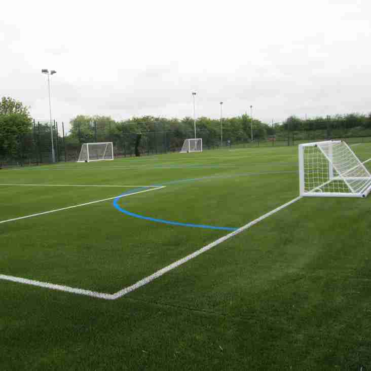 The Clubs Superb 4g All Weather Pitch for Hire
