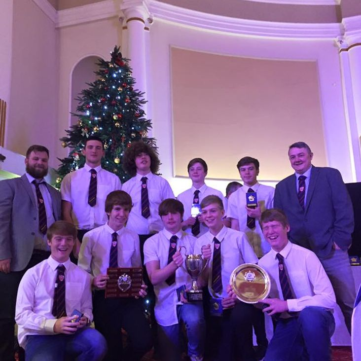 U14s Roar to divisional success in 1st season<