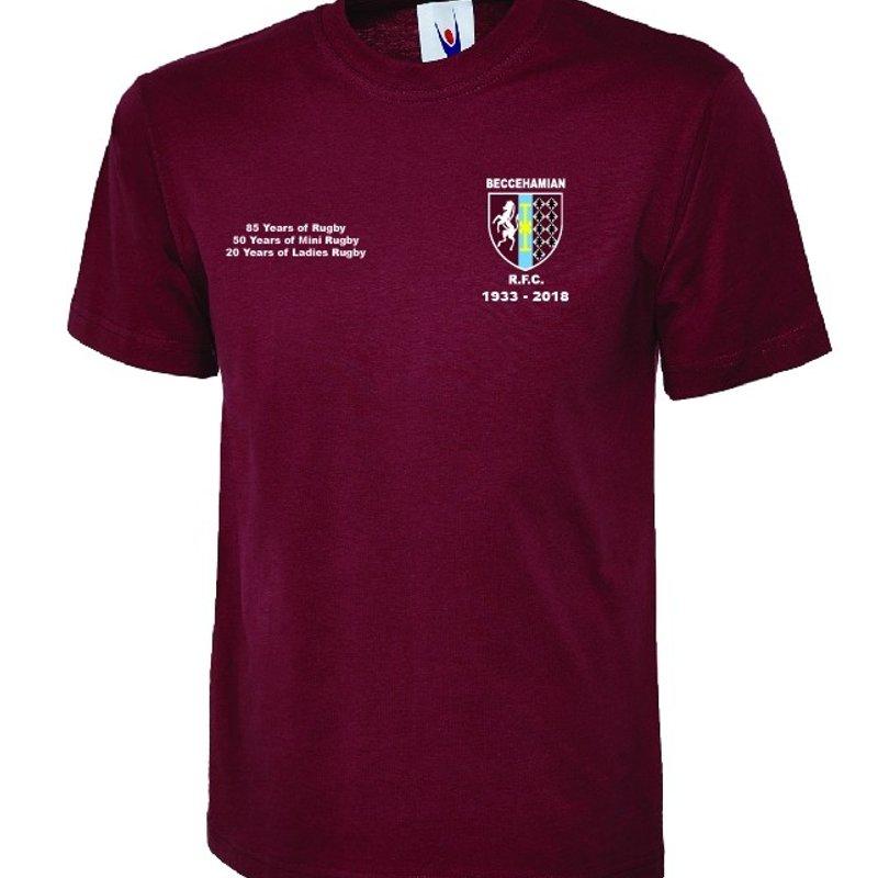 Beccs Anniversary T-Shirts