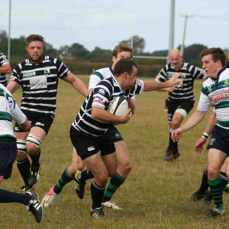 Old Rugby Team: Chinnor Rugby Club Ltd