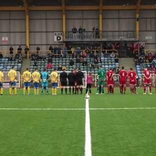 Barry Town United 6-1 Denbigh Town