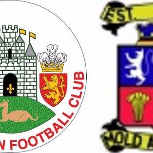 Huws Gray Cymru Alliance League Cup Rd. 1