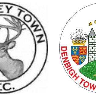 Buckley Town 2-1 Denbigh Town