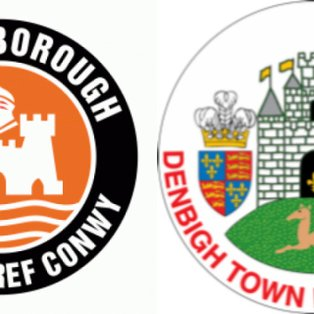 Denbigh rue missed chances to come home with a point.
