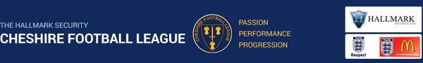The Hallmark Security Cheshire Football League