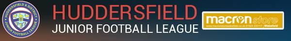 Huddersfield Macron Junior Football League