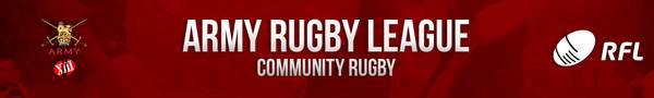 Army Rugby League – Community Rugby
