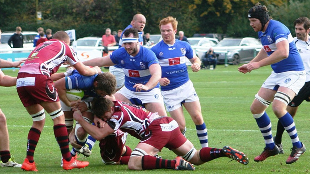 5 Ways to improve your defence in rugby