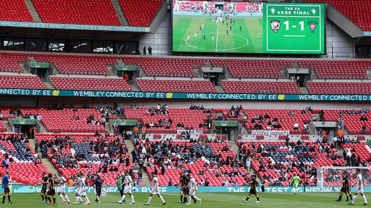 Support Non-League football at finals day 2017