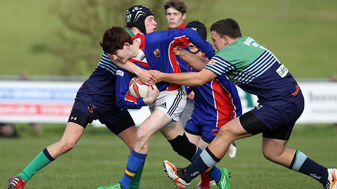 Should Tackling be Banned in School Rugby?