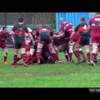 Harry Hone try Vs Amersham & Chiltern