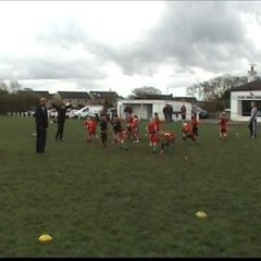 William Interception V Keighley 2012 U8's