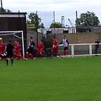 Aaron Matthews scores against Ramsgate 13-8-11