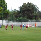 1st penalty save vs Erith & Belvedere