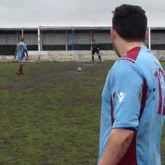 Ben Grogan Penalty vs. Beno's FC