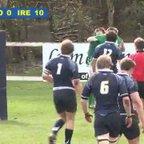 SRTV - Scotland U18 v Ireland U18 3rd April 2010