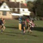 Hobbs over off Kick off vs OH