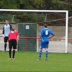 October 2011 - Two Teversal FC Penalties Against Hallam FC