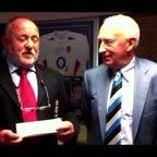 Unsung hero award for John Marsh